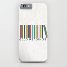 Good Readings are priceless iPhone 6s Slim Case