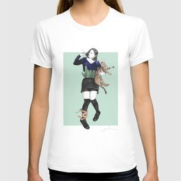 The Great Gaxi T-shirt