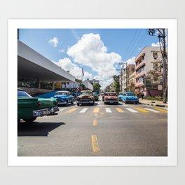 Havana Classic - Havana, Cuba Art Print