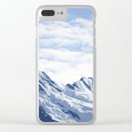 Alaskan Blue Clear iPhone Case