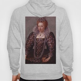 Portrait of Queen Elizabeth I Hoody
