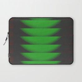 Green Bowls Laptop Sleeve