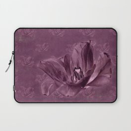tulips all over Laptop Sleeve