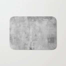 Simply Concrete Gray- Mix and Match with Simplicity of Life Bath Mat