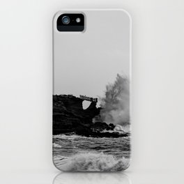 POWERFUL NATURE iPhone Case