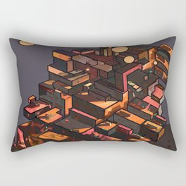 Locals Only - The Bronx, NY Rectangular Pillow