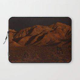Desert Alpenglow - II Laptop Sleeve