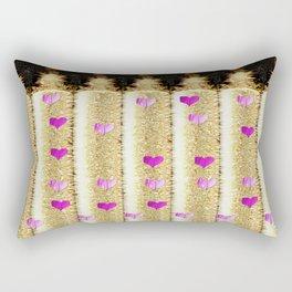 fuse thread safety Rectangular Pillow