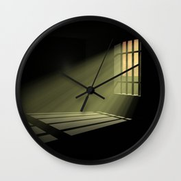 In 30 Days Time Wall Clock