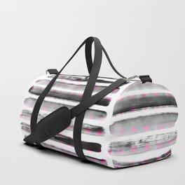 abstract watercolor dots Duffle Bag