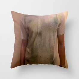 Simply Spray Paint. Throw Pillow