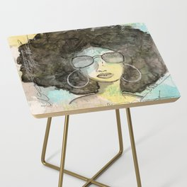 Dope Girl Side Table