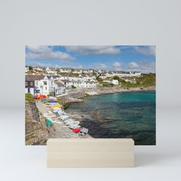 Portscatho Cornwall Mini Art Print