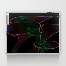 Glowing Lilies Laptop & iPad Skin