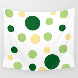 Green Pop Wall Tapestry