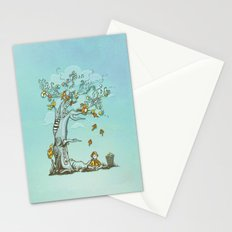 I Hear Music in Everything Stationery Cards