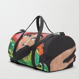 Snake Charmer Duffle Bag