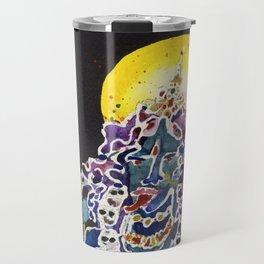 Goddess Kali Travel Mug