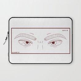 Anime Eyes 3 Laptop Sleeve