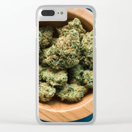 A Bowl of Citral Skunk Clear iPhone Case