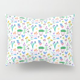 How Does Your Garden Grow? Pillow Sham