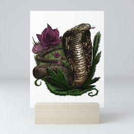 Cobra Mini Art Print
