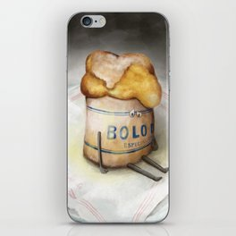Bolo de Arroz - The Loner iPhone Skin
