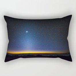 Stars in Hawaii Rectangular Pillow