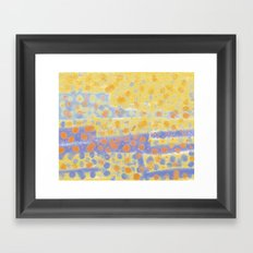 Happy Moments Framed Art Print
