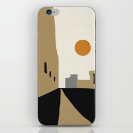 street-Abstract iPhone Skin