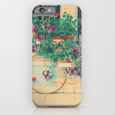 Summer Bicycle Slim Case iPhone 6s