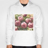 roses Hoodies featuring Roses by Ivanushka Tzepesh