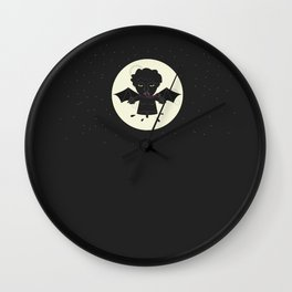 Akin Na Ang Baby Mo (Philippine Mythological Creatures Series) Wall Clock