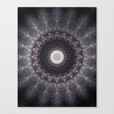 Suki (Space Mandala) Canvas Print