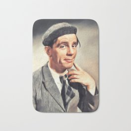 Norman Wisdom, Comedy Legend Bath Mat