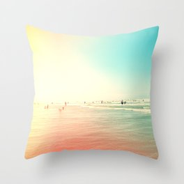 Sunny Side III Throw Pillow