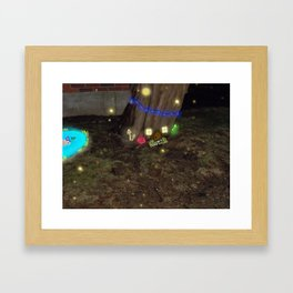 A Magical Picture... Framed Art Print