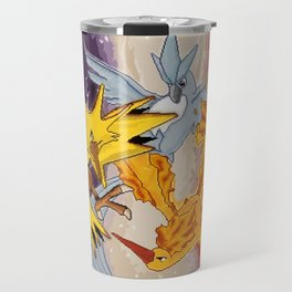 Clash of the Trio Travel Mug