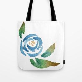Blue Rose Umhängetasche