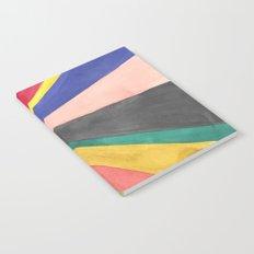 Watercolor Pinwheel Robayre Notebook