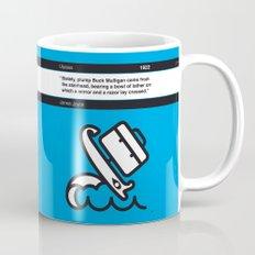No021 MY Ulysses Book Icon poster Mug