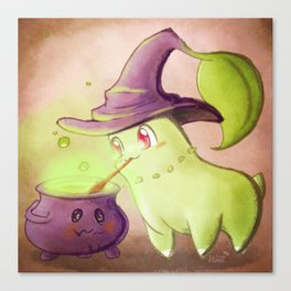 Witch's Brew Canvas Print