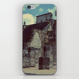 Temple of the Warriors (2) [Dim] iPhone Skin