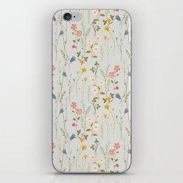 Midsummer Flowers iPhone Skin