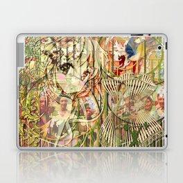 Jeune fille de joie usine (Factory girl joy) (2) Laptop & iPad Skin