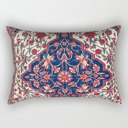 Farahan Arak West Persian Rug Print Rectangular Pillow