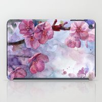 "sakura iPad Cases featuring ""Sakura"" by Emma Reznikova"