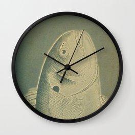 Piscibus 4 Wall Clock