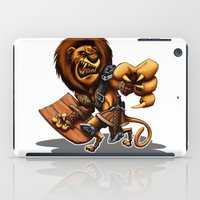 thundercats iPad Cases featuring Lion-O Ultimate by Alexander Santos