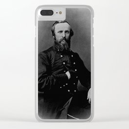 General Rutherford B. Hayes - Civil War Clear iPhone Case